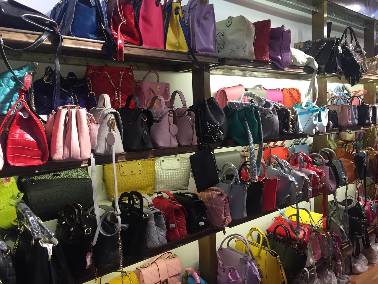 Wie am besten Taschen aufbewahren?
